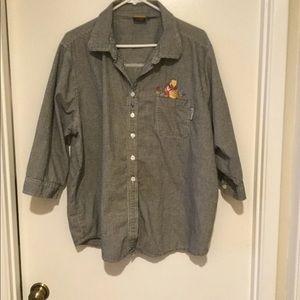 Pooh Disney Shirt XL